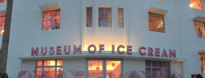 Museum Of Ice Cream is one of Lieux sauvegardés par Fabio.