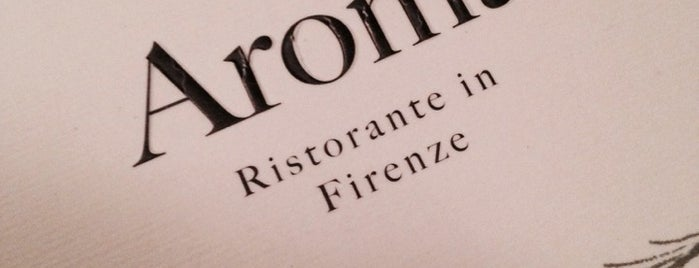 Aroma ristorante in Firenze is one of Flor-roma.