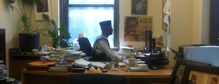 UNAIDS New York Office is one of NYC Places I Have Been to Recently.