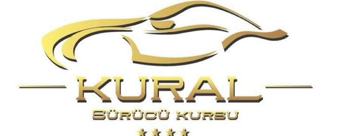 Eskişehir Kural Sürücü Kursu is one of Eskişehir Sürücü Kursları.