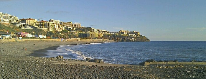 Praia Formosa is one of Madeira.