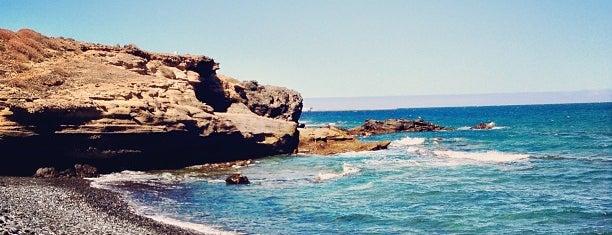 Playa El Cabezo is one of Lugares favoritos de Evgeny.