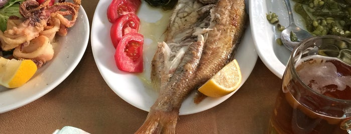 Cohyli Fish Restaurant is one of Samos.