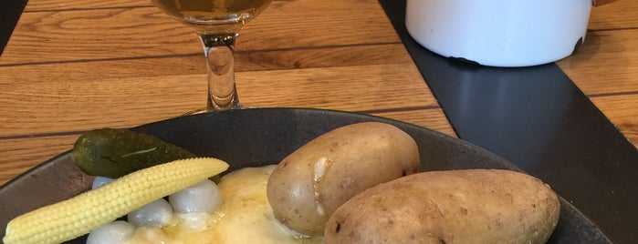 Raclette Factory is one of Restaurants Zurich.