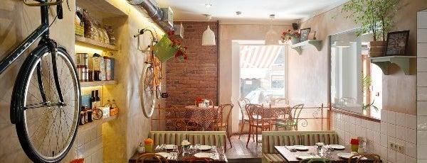 Caffe Centrale is one of Настоящие итальянские рестораны..