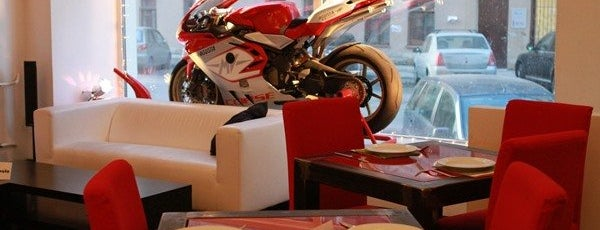 Caffe Italia is one of Настоящие итальянские рестораны..