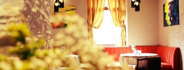 Vino di Vino is one of Настоящие итальянские рестораны..
