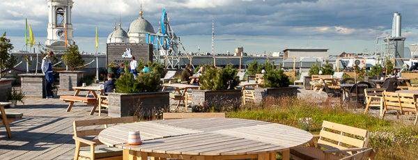 Макаронники is one of Лучшие панорамные рестораны Петербурга.