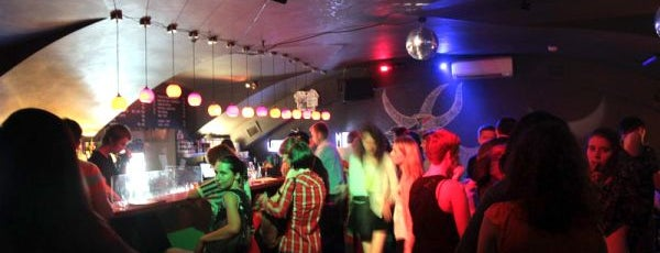 Mishka Bar is one of Куда пойти с друзьями-иностранцами.