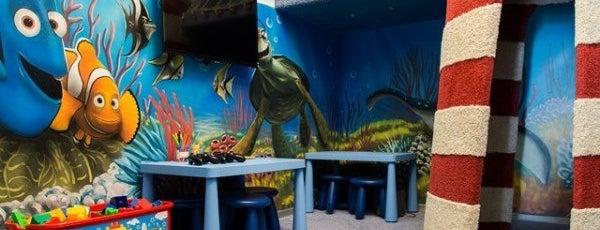 Le Boat is one of Лучшие детские комнаты в ресторанах..