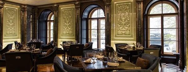 Percorso is one of Настоящие итальянские рестораны..