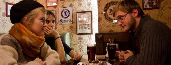 Саквояж беременной шпионки is one of Куда пойти с друзьями-иностранцами.
