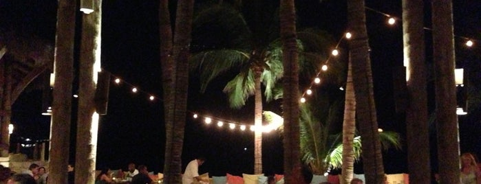 Hacienda is one of The best Hotel bars in Cabo San Lucas..