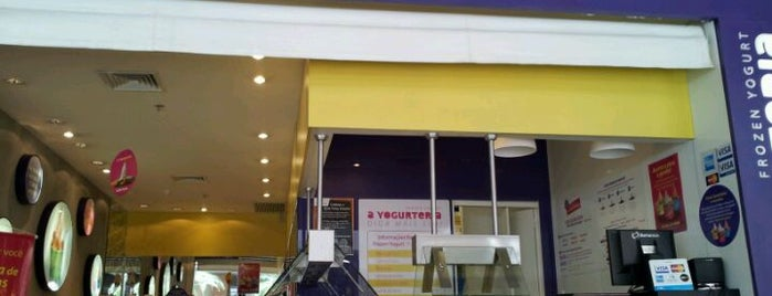 A Yogurteria is one of Curitiba.