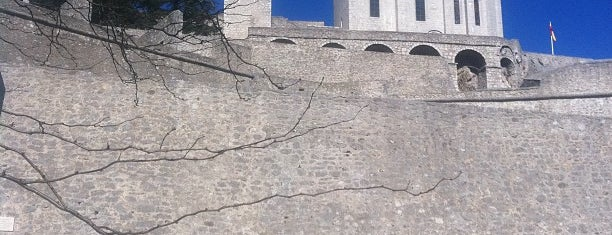 Citadelle de Sisteron is one of Peter 님이 좋아한 장소.