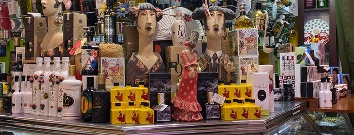 Mercado de la Bretxa is one of Spain.