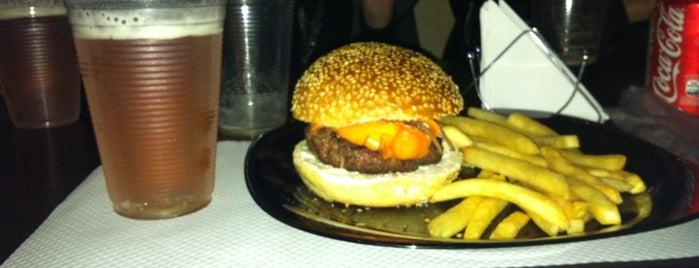 O Barba Hamburgueria is one of Curitiba Bon Vivant & Gourmet.