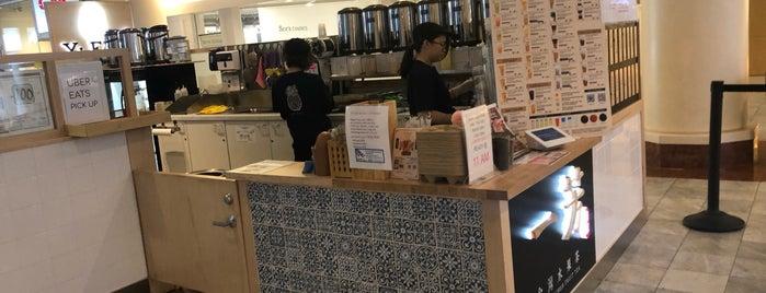 Yi Fang Taiwan Fruit Tea is one of Posti che sono piaciuti a Vyacheslav.