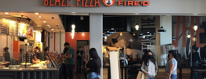 Blaze Pizza is one of bullseye.