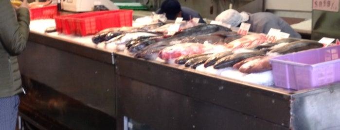 Seafood Center is one of Gespeicherte Orte von Jeff.