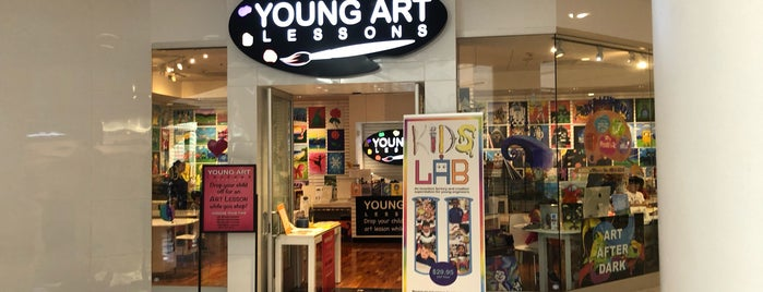Young Art Lessons is one of Kids SF.