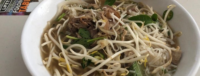 Loi's Vietnamese Restaurant is one of El'in Kaydettiği Mekanlar.