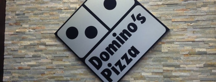 Domino's is one of N. 님이 저장한 장소.