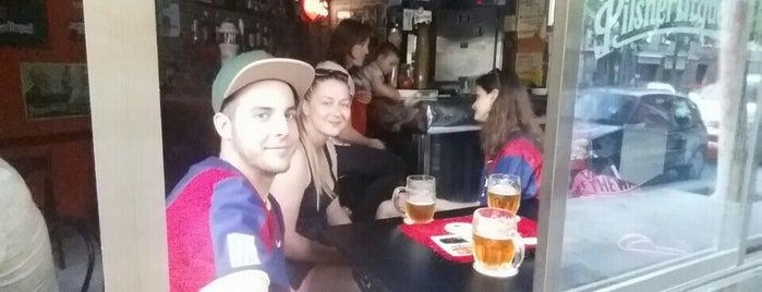 Pivo Bar is one of SAGRADA FAMILIA.