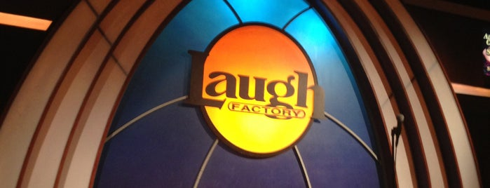 Laugh Factory is one of ROAD TRIP USA · 2016.