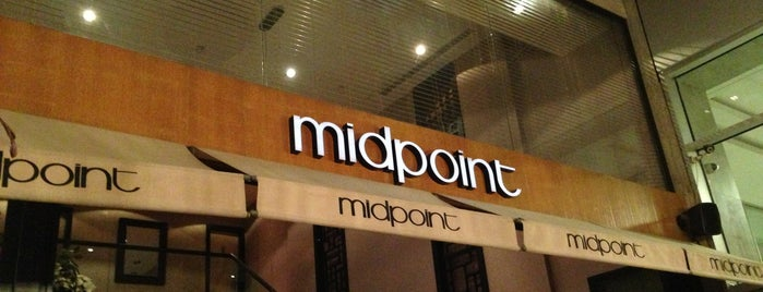 Midpoint is one of Locais curtidos por Yağmur.