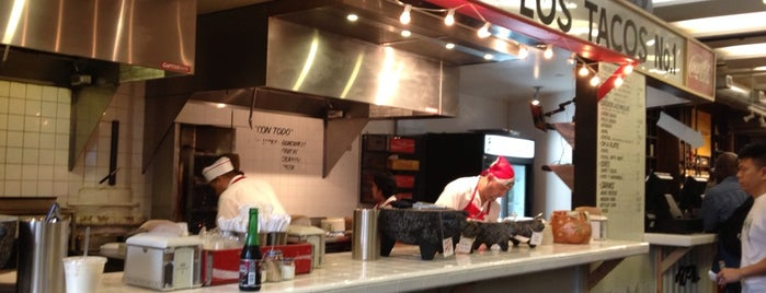 Los Tacos No. 1 is one of Delirious NY.