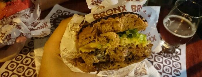 Bronx Burger is one of Rio De Janeiro.