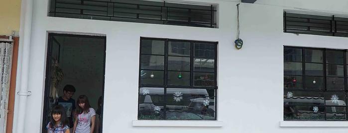 Lorong Dewan - Printing Street is one of BKI.