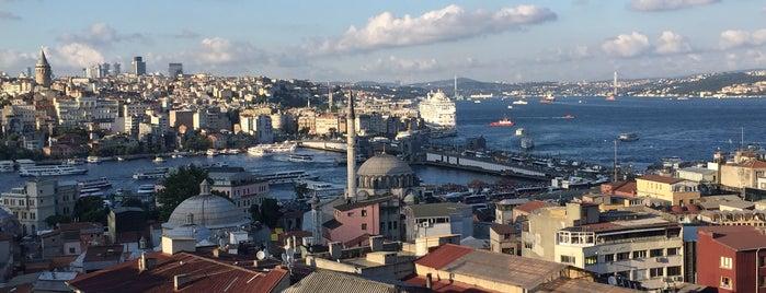 Seyr-i Cihan is one of สถานที่ที่ Meltem ถูกใจ.