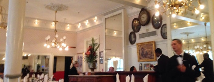Antoine's Restaurant is one of uwishunu new orleans.