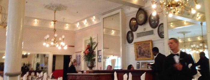 Antoine's Restaurant is one of uwishunu new orleans.