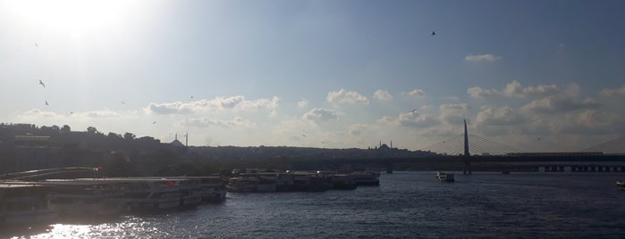 Eminönü Boğaz Turu is one of Fadik 님이 좋아한 장소.