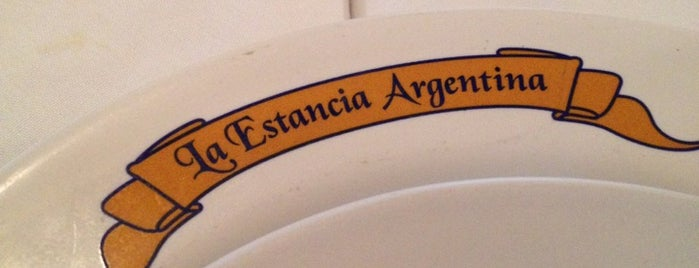 La Estancia Argentina is one of Time tO eat..!!.