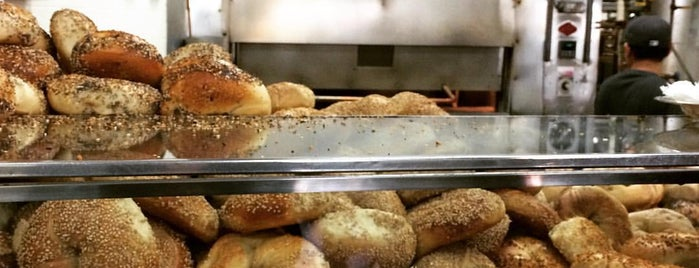 Absolute Bagels is one of To-Try: Uptown Restaurants.