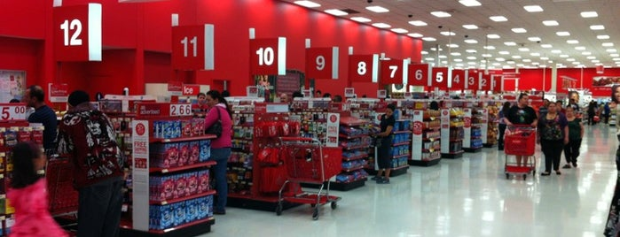 Target is one of L. A..