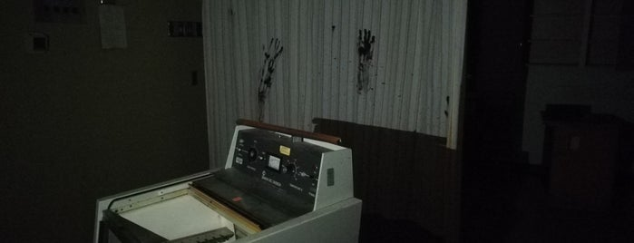 Old South Pittsburg Hospital is one of Paranormal Sights.