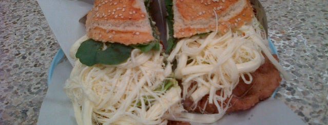 Cemitas Lupita is one of Puebla - To Try.