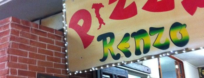 Renzo's Pizza is one of Playa.