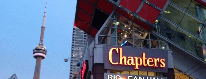 Chapters is one of Toronto, Canada.