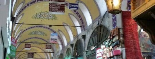 카팔르차르슈 is one of Istanbul.