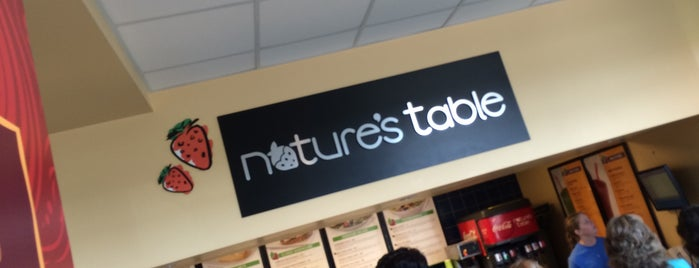Nature's Table is one of Largo Must Try.