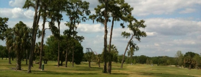 Rogers Park Golf Course is one of City of Tampa Parks.