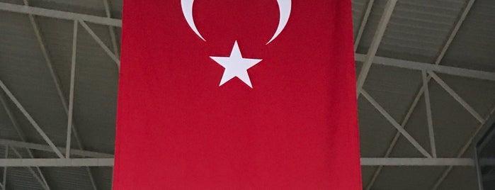 Işık Aluminyum is one of สถานที่ที่ Eser ถูกใจ.
