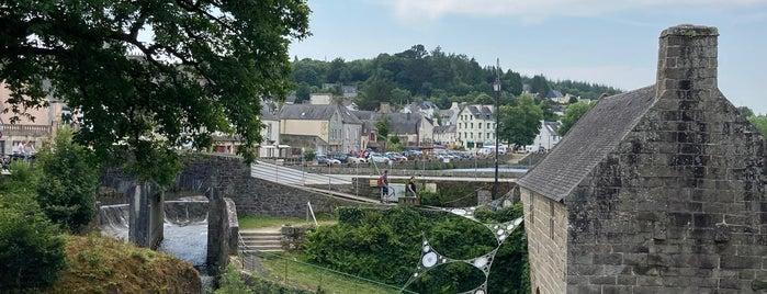 Forêt de Huelgoat is one of Bretagne.