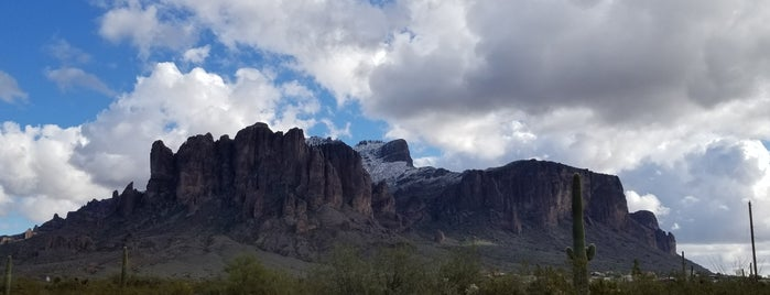 Superstition Mountains is one of Phoenix to-do list.